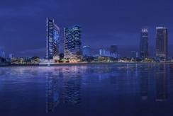 Hilton DaNang - PROJECTED TO OPEN:4th Quarter 2017