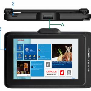 Oracle MICROS Tablet 721